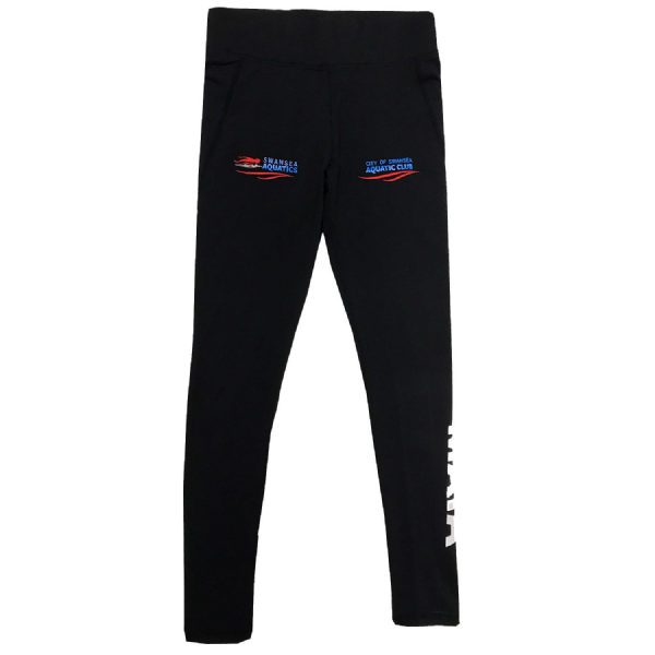 Swansea Aquatics Leggings